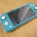 SwitchLiteターコイズブルー色